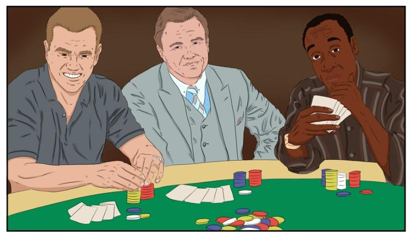 Celebrity Poker