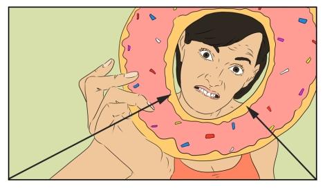 Donut Guilt 2